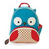 Skip Hop Zoo Pack Little Kid & Toddler Backpack, Otis Owl