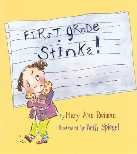 Image result for first grade stinks