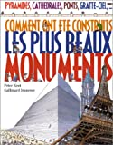 """Afficher """"Comment ont été construits les plus beaux monuments"""""""