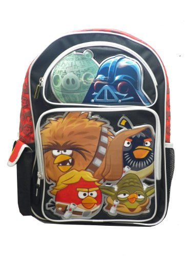 Accessory Innovations Angry Birds Star Wars Backpack