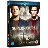 Supernatural - Complete Fourth Season [DVD] [2009]by Jensen Ackles