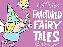 The Best of Fractured Fairy Tales, Volume 1