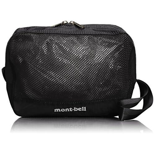 [モンベル] mont-bell メッシュケース S 1123681 BK (BK)