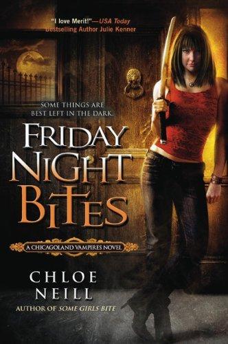Friday Night Bites (Chicagoland Vampires, #2)