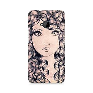 Mobicture Girl Abstract Premium Designer Mobile Back Case Cover For HTC One M7 back cover,htc One M7 back cover 3d,htc One M7 back cover printed,htc One M7 back case,htc One M7 back case cover,htc One M7 cover,htc One M7 covers and cases
