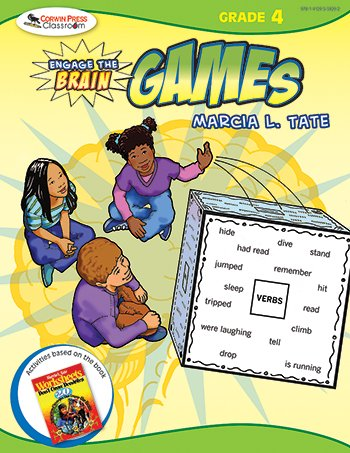 * Engage The Brain Games Gr 4