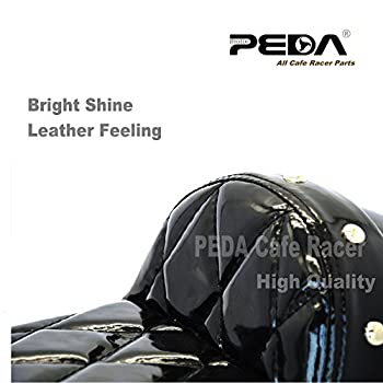 PEDA Waterproof Cafe Racer Stud Seat For Honda Gorilla Motorcycle Retro Hump Monkey Z Vintage