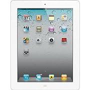 Apple iPad 2 MC980LL/A Tablet (32GB, Wifi, White) 2nd Generation (Certified Refurbished)