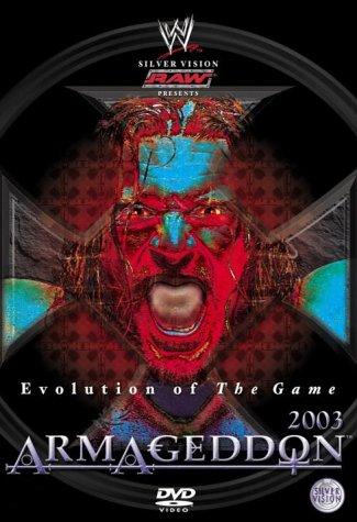 WWE - Armageddon 2003 [DVD]