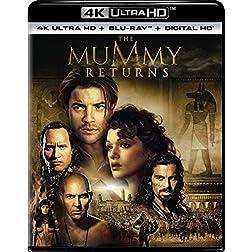 The Mummy Returns [4K Ultra HD + Blu-ray]
