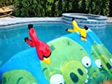 Boca Beach Towel Clips Angry Birds Yellow