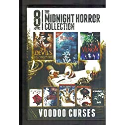 8-Film Midnight Horror: Voodoo Curses