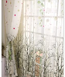 tree curtain