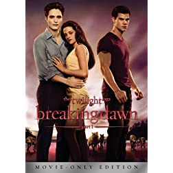 The Twilight Saga: Breaking Dawn - Part 1 (Single Disc)
