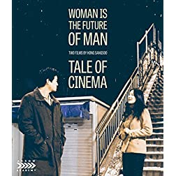 Woman Is The Future Of Man, Tale Of Cinema: Two Films By Hong Sangsoo [Blu-ray]