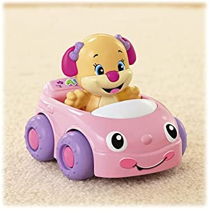 Fisher Price Laugh & Learn Sis' Learning Car