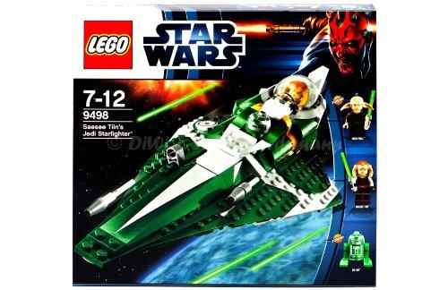 Lego Star Wars 9498 Saesee Tiins Jedi Starfighter Lego 9498