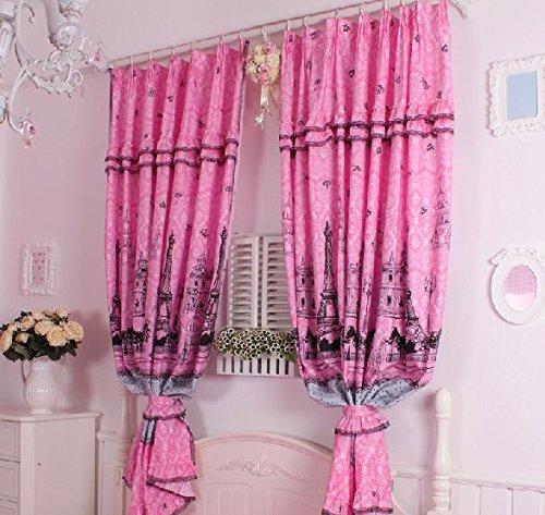 Pink Paris Bedding front-1078201