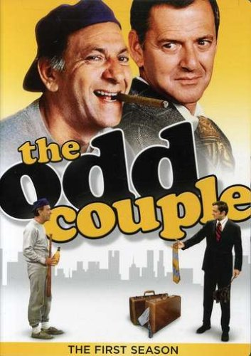 Cover art for  The Odd Couple - The First Season