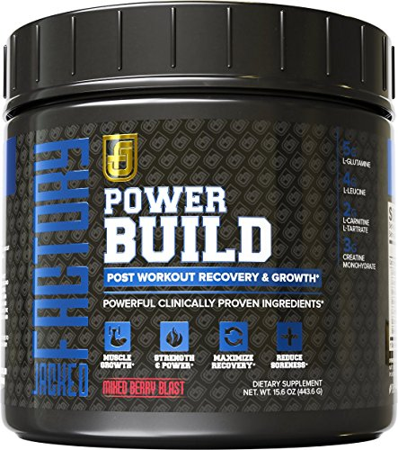 POWERBUILD-Clinically-Dosed-Post-Workout-Recovery-Muscle-Building-Supplement-Boost-Muscle-Growth-Recovery-Strength-Creatine-Glutamine-5-More-Powerful-Ingredients-Mixed-Berry-Blast-4836g