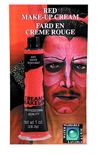 Rubie's Costume Co Red Cream Make-Up Costume