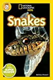 img - for National Geographic Readers: Snakes! book / textbook / text book