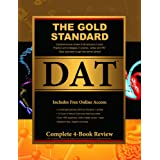 Gold Standard Dental Admission Test (DAT) Comprehensive Review, Practice Tests and Online Access Card Complete...
