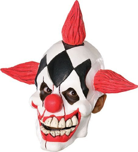 Rubie's Costume Co Die Laughing 3/4 Child Mask Costume