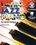 echange, troc Campos Carlos - Latin Jazz Piano : Volume 1, Book with Audio CD