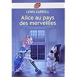 Alice au pays des merveillespar Lewis Carroll