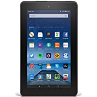"""Fire, 7"""" Display, Wi-Fi, 8 GB - Includes Special Offers"""