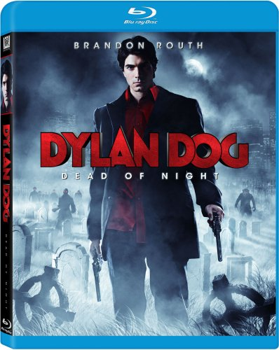 Cover art for  Dylan Dog: Dead of Night [Blu-ray]