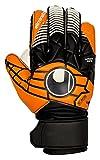 uhlsport(ウールシュポルト) サッカー ゴールキーパー グローブ エリミネーター ソフト アドバンス 1000182 ブラック×オレンジ×ホワイト 4