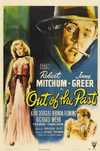 Out of the Past - Movie Poster - 11 x 17