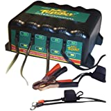 Battery Tender 4-Bank Battery Tender Charging Station - --