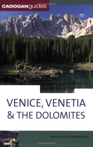 Venice, Venetia & the Dolomites on Amazon.com