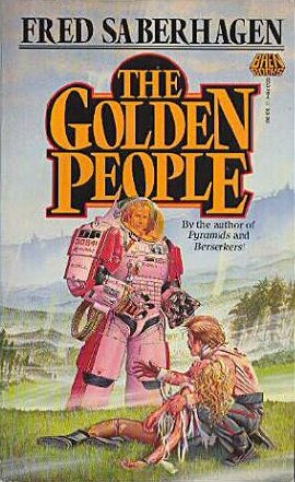 Image for The Golden People