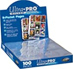 Ultra Pro Silver Series 100 Nueve Poc...