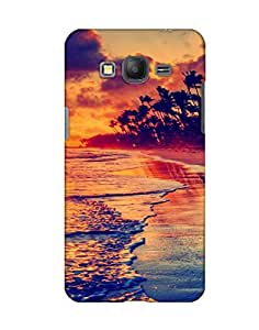 Pick Pattern Back Cover for Samsung Galaxy Grand Prime (MATTE)