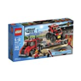 LEGO City Monster Truck Transporter (60027)