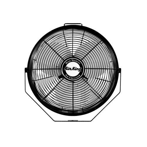 New Air Fans : New air king industrial grade high velocity pivoting floor