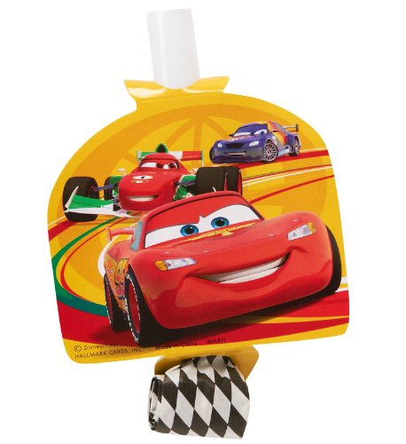Disney's Cars 2 - Blowouts Party Accessory - 1