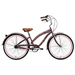 Nirve Cherry Blossom Ladies 3 speed Bicycle