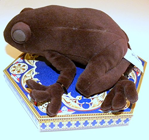 Chocolate Frog Squishy : Harry Potter Plush Chocolate Frog Geek Armory