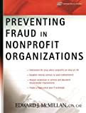 img - for Preventing Fraud in Nonprofit Organizations book / textbook / text book