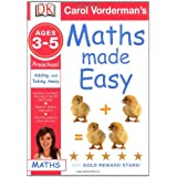 Maths Made Easy Adding And Taking Away Preschool Ages 3-5 (Carol Vorderman's Maths Made Easy)by Carol Vorderman