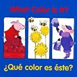 What Color Is It?/zQue color es este? (Good Beginnings) (Spanish Edition)
