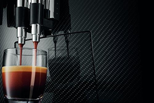 Jura J95 Automatic Coffee Machine, Carbon