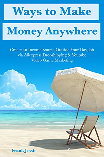 Ways to Make Money Anywhere: Create an Income Source Outside Your Day Job via Aliexpress Dropshipping & Youtube Video Game Marketing