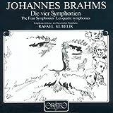 ブラームス交響曲全集 (Die Vier Sinfonien)